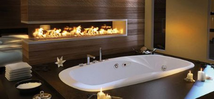 Ethanol Fireplaces Are Easy To Maintain And Clean
