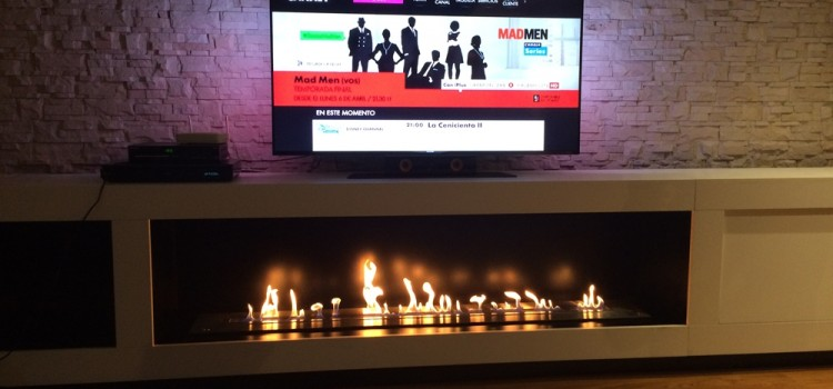 Ethanol Fireplace – No Chimney, No Venting, Perfect For Your Condo