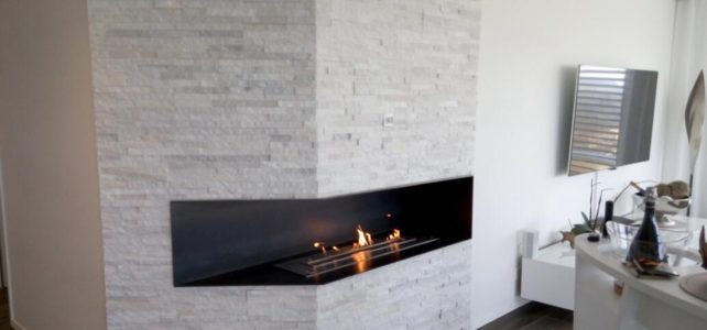 Decorate a Room With Art Fireplace Focal Point