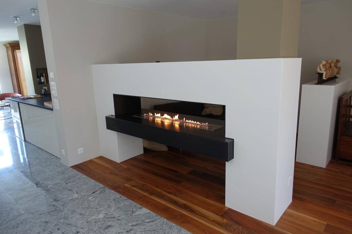 intelligent ethanol fireplace af150 model