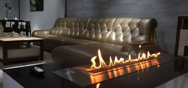 Advantages Of A Bio Ethanol Fireplace