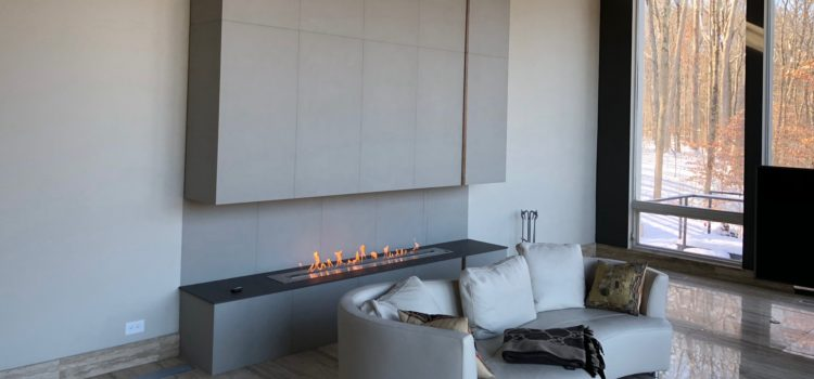 Easy To Maintain And Clean Your Ethanol Fireplace