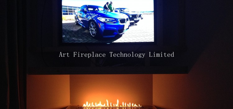 How to Install an intelligent ethanol Fireplace in the Wall