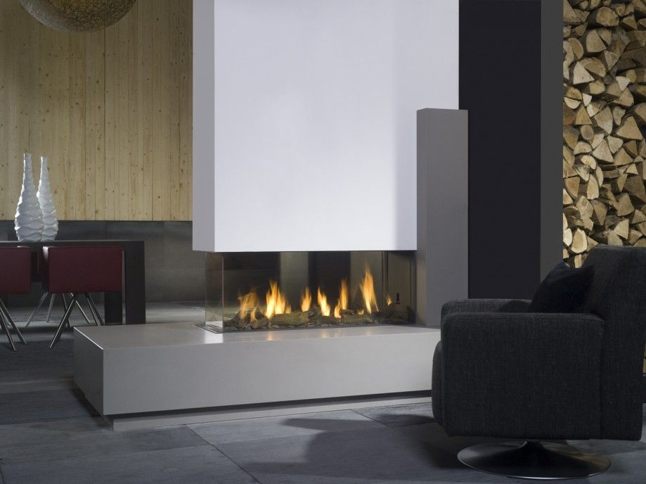 Divisori Cucina Soggiorno : Choosing art modern and eco friendly ethanol fireplace for
