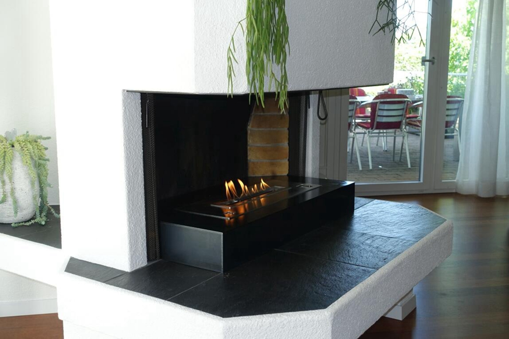 art ethanol fireplace AF100 With remote control