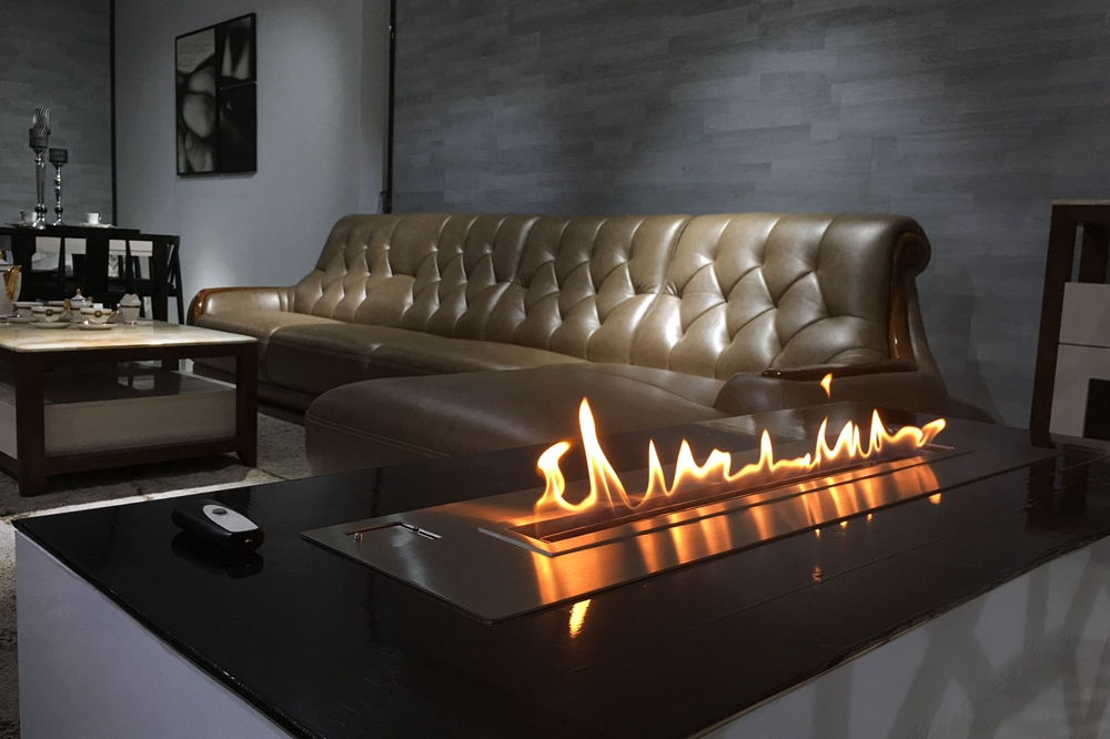 Advantages of a bio ethanol fireplace for Denatured ethanol fireplace
