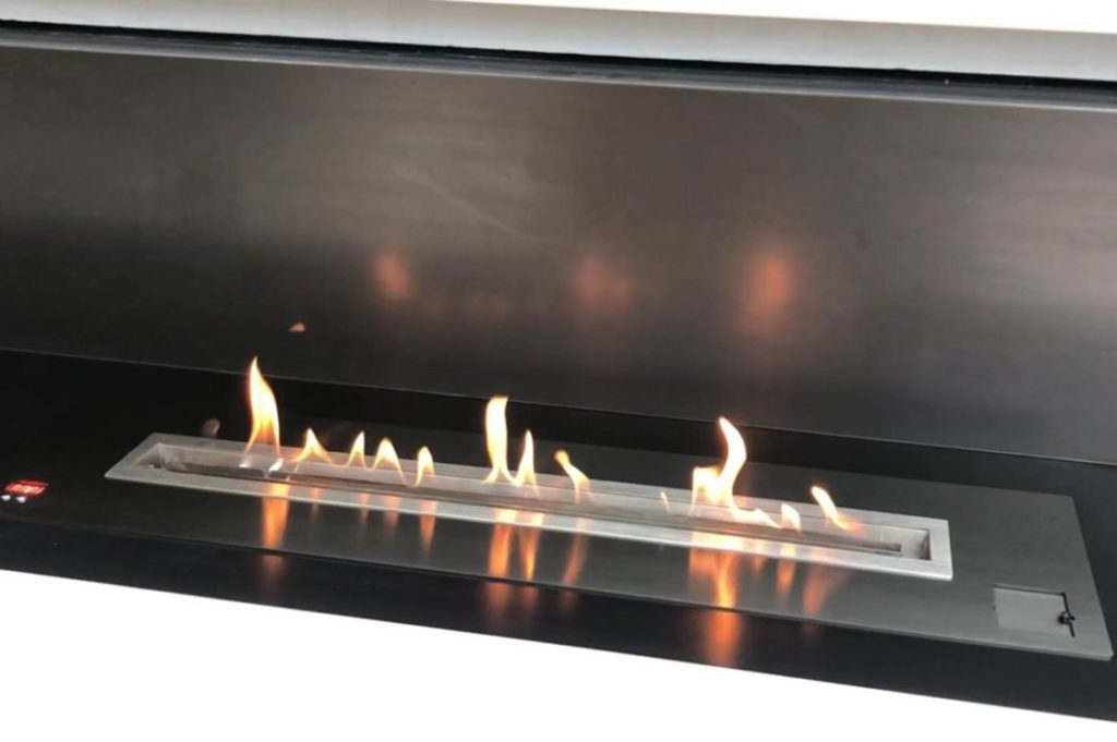 Art Design Ethanol Fireplace