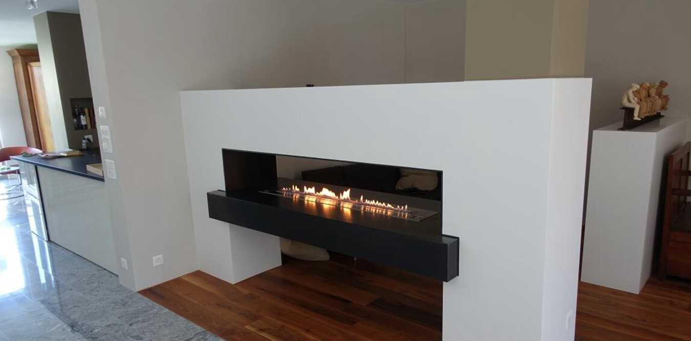 Easy & Safe Intelligent Fireline Ethanol Fires