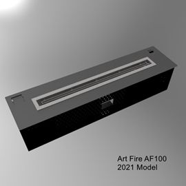Automatic Ethanol Fireplace AF100 with 100cm long