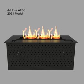 Automatic Ethanol Fireplace AF50 with 50cm Long