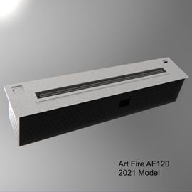 Automatic Bioethanol Fireplace AF120 with 122cm long